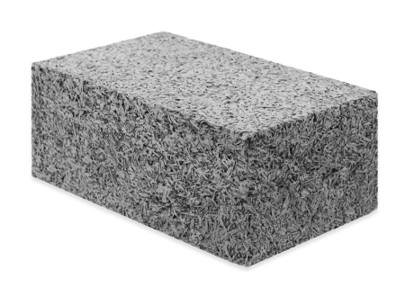 Конструкционный стеновой блок 400х300х200 (мм)